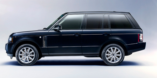 Range Rover version 2002 à 2012