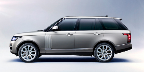 Range Rover version 2013
