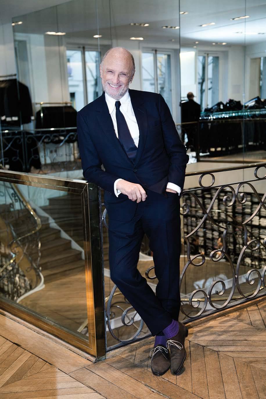 4e4abbbb825bff Michel Barnes : Rencontre du troisième type - Dandy Magazine