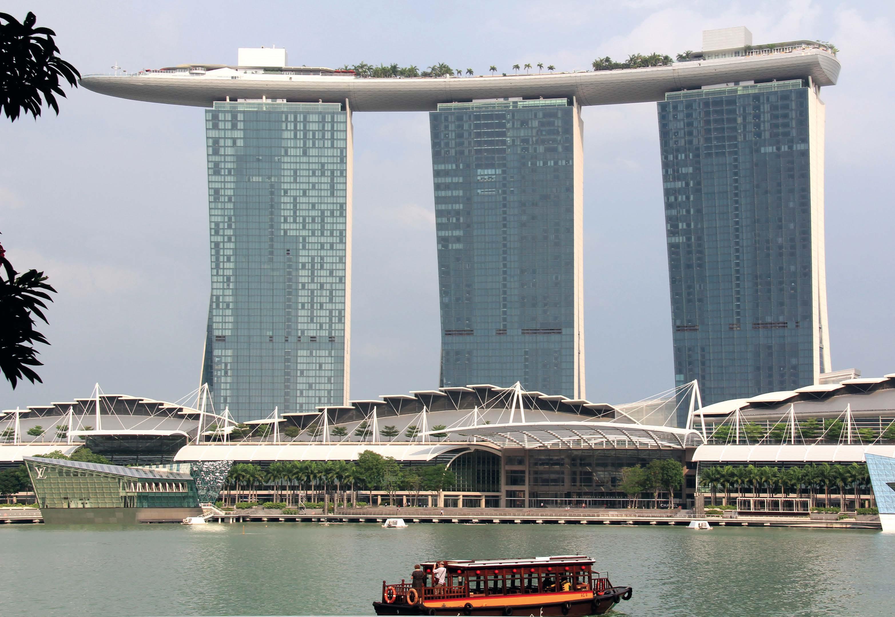 Singapour ville ouverte dandy magazine for Piscine ouverte