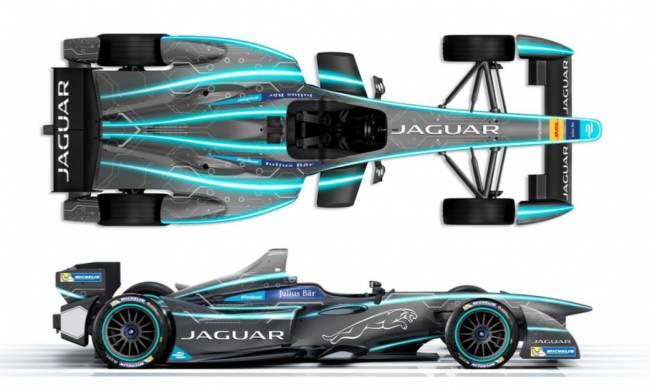 #JaguarFormulaE