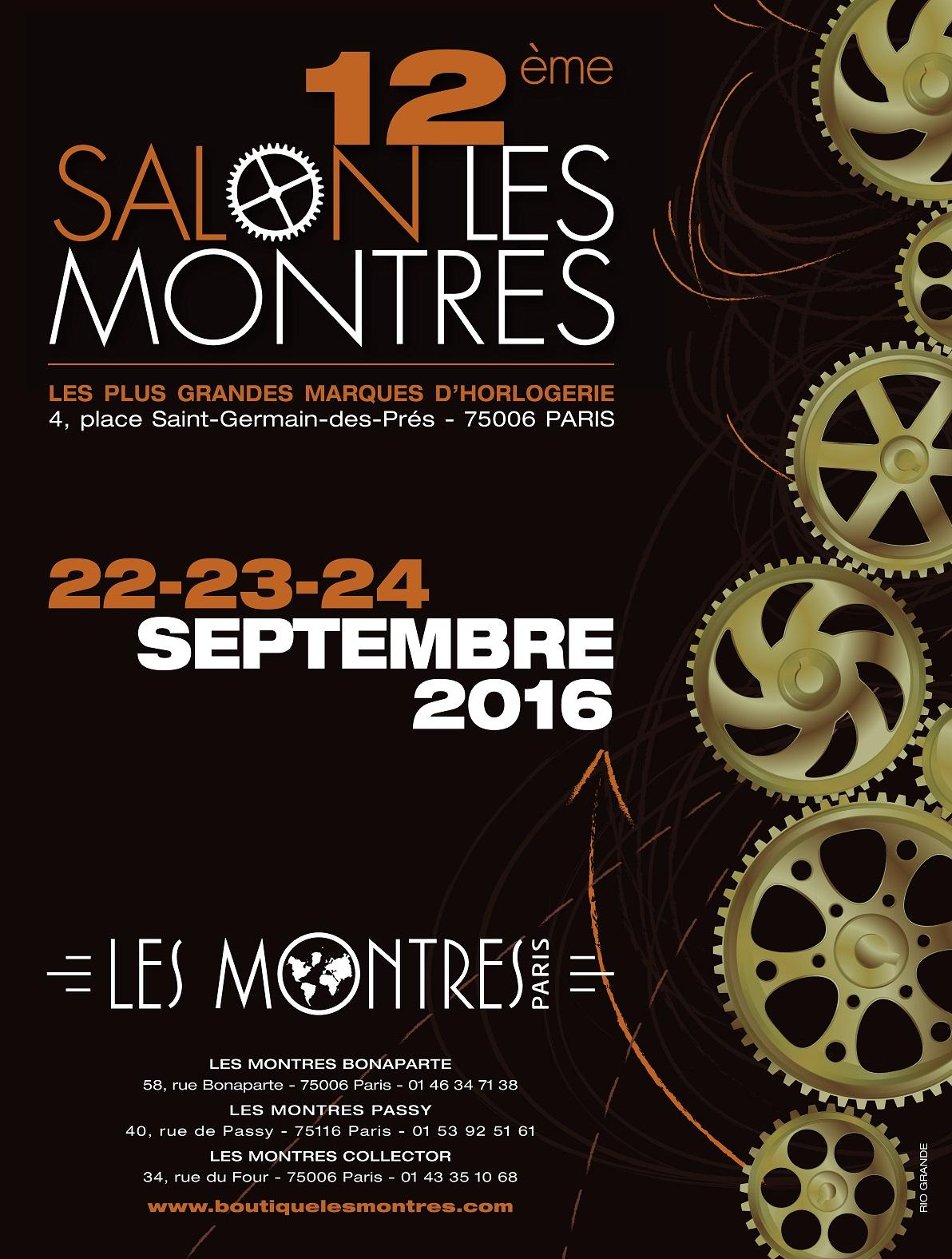 Salon Les Montres