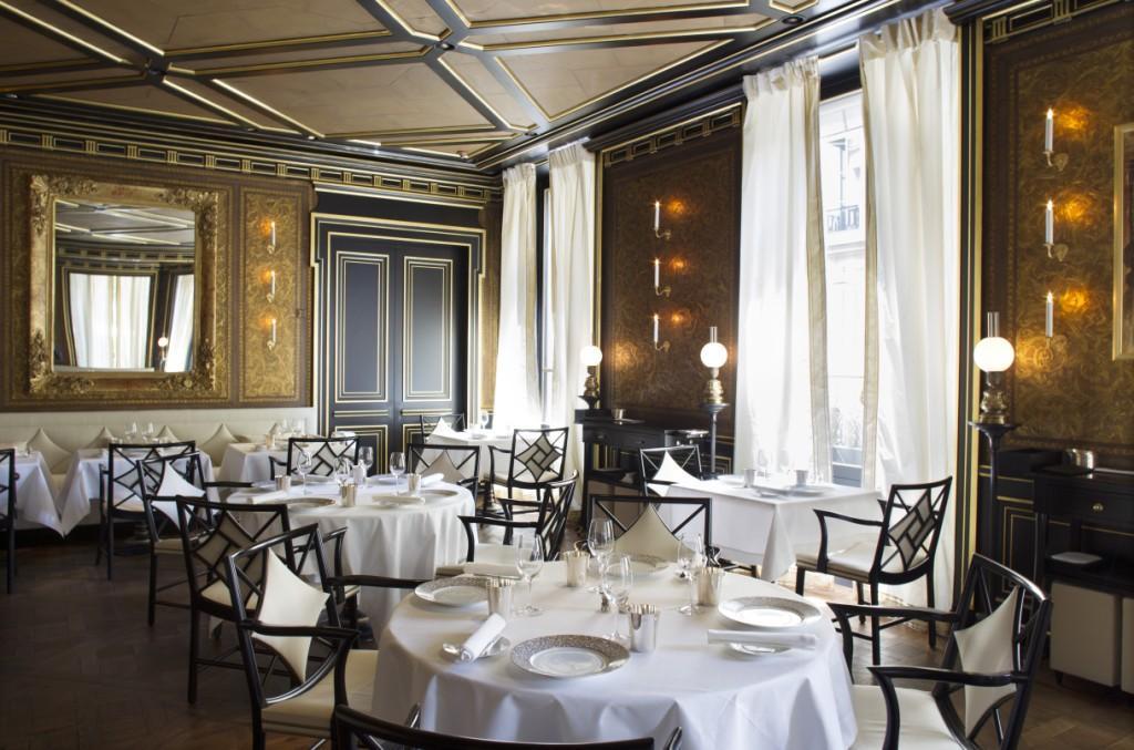 Restaurant Le Gabriel Paris Menu