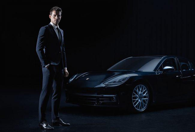 Hugo Boss-Porsche