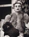 Barbara Hutton, la femme la plus riche du monde, en 1940