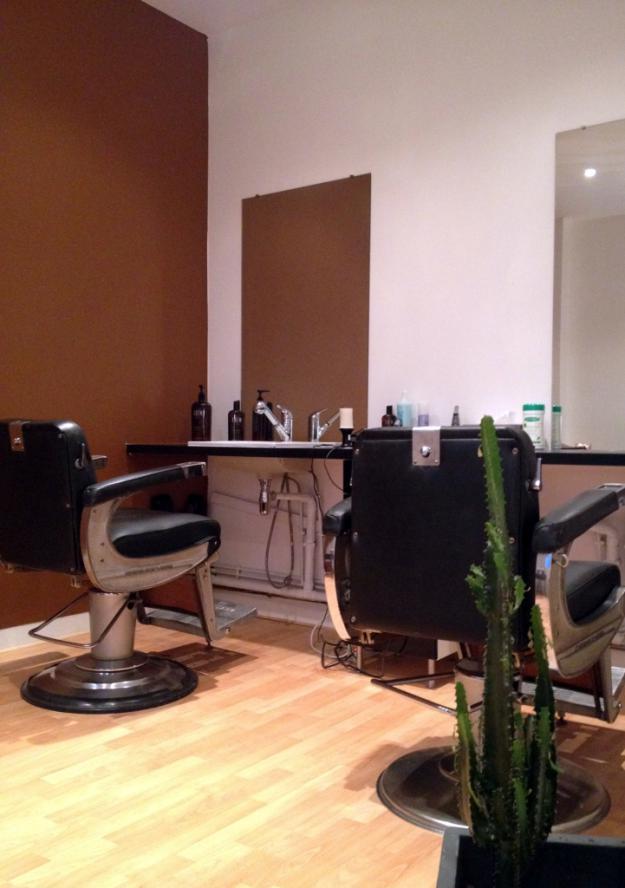 L appartement espace priv barbier coiffeur dandy magazine - Lappartement high tech high end varsovie ...