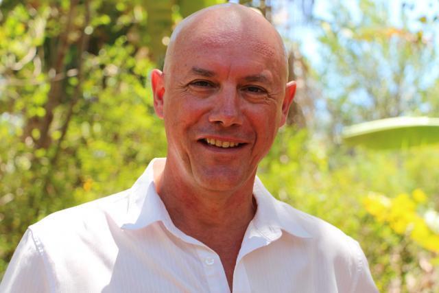 Eric Gteau- Directeur de l'Antsanitia resort - Mdagascar
